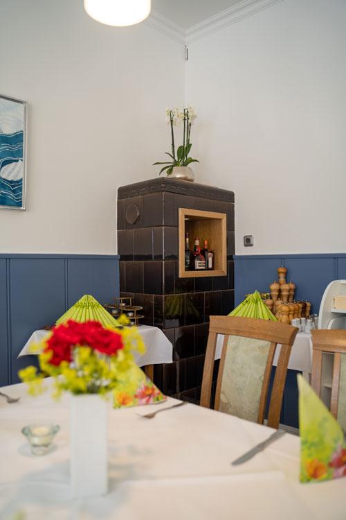Rodes Restaurant Raum